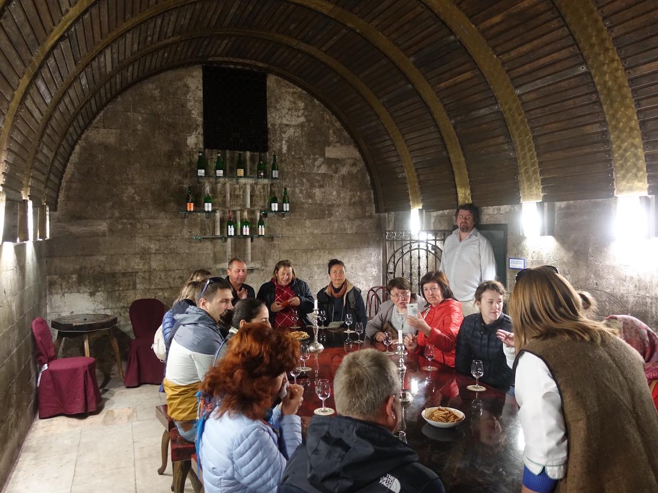 шампанское и вино Крыма